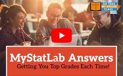 MyStatLab Answers Key