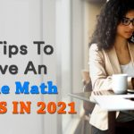 Top Tips to Survive an Online Math Class in 2021
