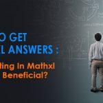 get mathxl answers