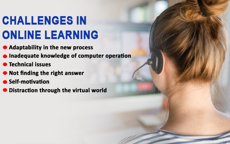 Challenges in Online learning